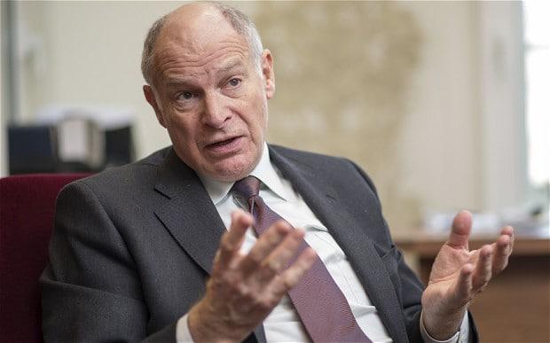Lord Neuberger talks Brexit